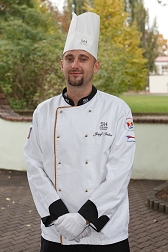 Josef Indra - Cook Sivek Hotels Culinary Catering