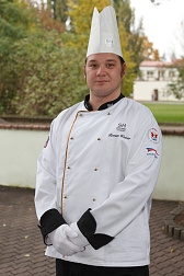 Roman Wainer - Cook Sivek Hotels Culinary Catering