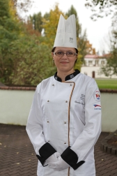Veronika Kadlecová - Cold dishes Culinary Catering