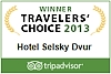 Travellers´ Choice 2013
